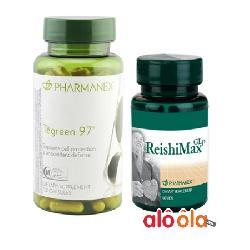 Bộ sản phẩm Nuskin Reishimax + Tegreen 97 bảo vệ sức khỏe