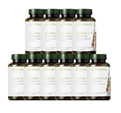 Bộ 10 thực phẩm bảo vệ sức khỏe Cordymax Cs-4 Pharmanex
