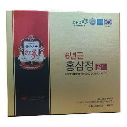 Cao đặc hồng sâm Hàn Quốc 6 năm tuổi (240g*2lọ) thượng hạng