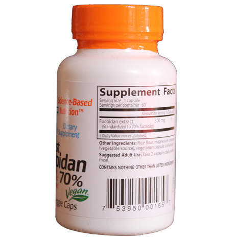 Best Fucoidan 300mg