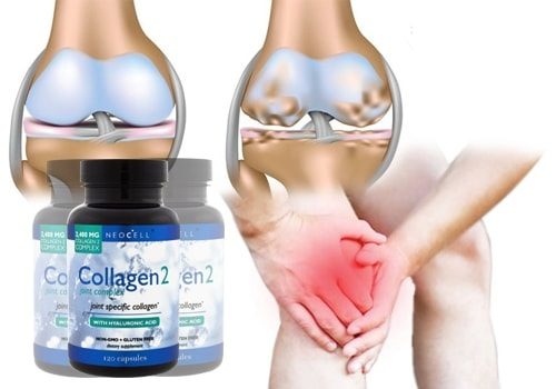 cách sử dụng collagen type 2 neocell