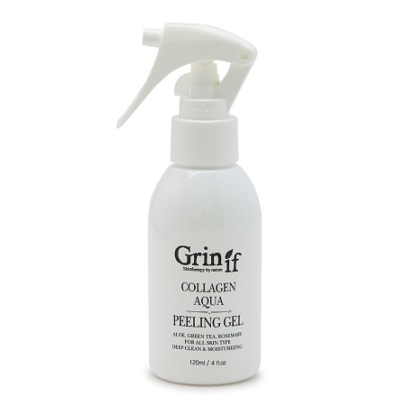 grinif collagen aqua peeling gel