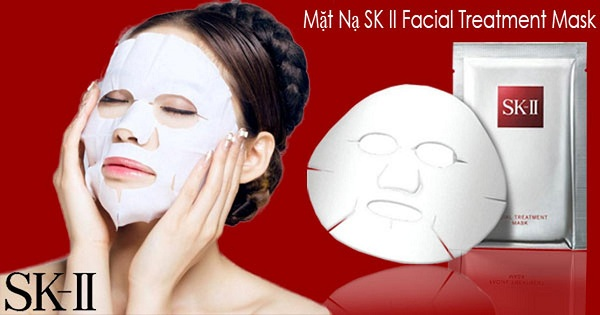 Review mặt nạ sk ii facial treatment 3