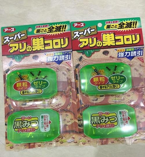 Thuốc diệt kiến Nhật Bản Super Arinosu Koroki