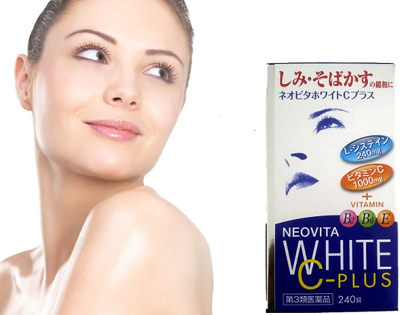 Review Viên Uống Vita White Plus C.E.B2