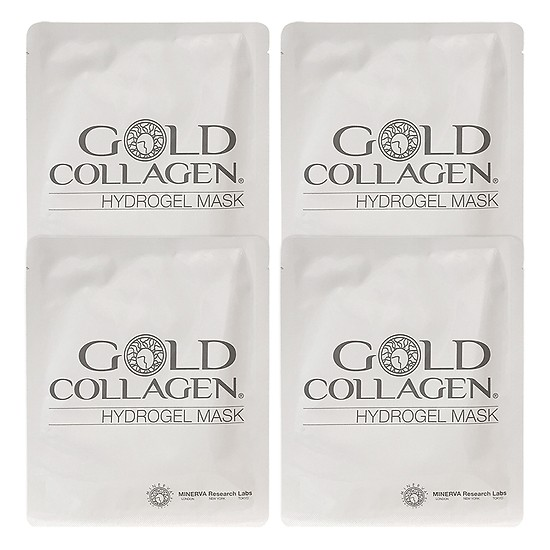 Mặt nạ Gold Collagen Hydrogel Mask
