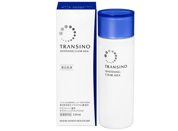 Review 9 sản phẩm trị nám Transino Nhật Bản mới nhất 2018