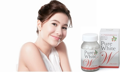 Collagen Pure White Shiseido