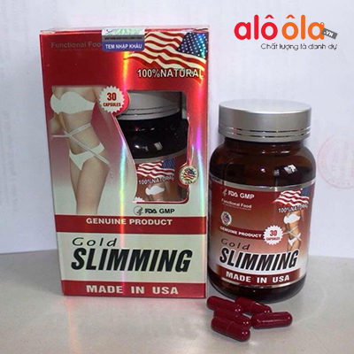 Gold Slimming USA