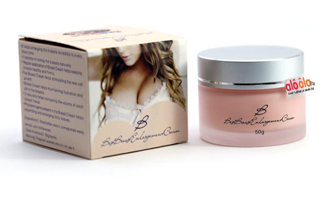 Kem nở ngực best breast enlargement cream 50g
