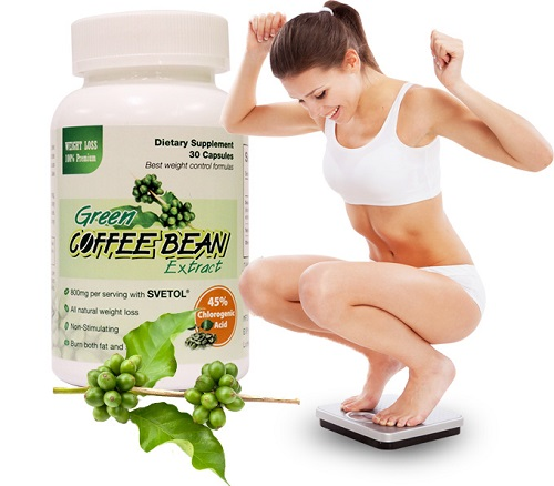 Green coffee bean extract hộp 30 viên