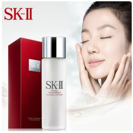 review nước thần sk-ii facial treatment essence
