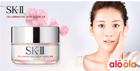 sk-ii cellumination deep surge ex 50g