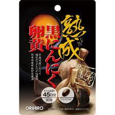 tỏi đen nhật bản orihiro 90 viên