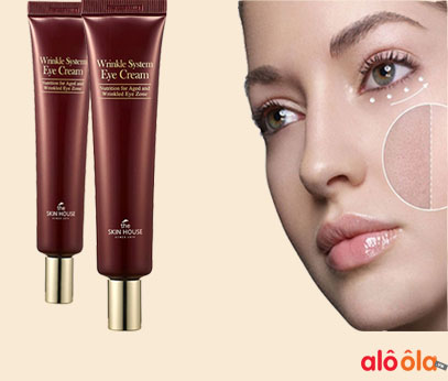 kem mắt wrinkle system eye cream