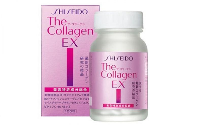 Collagen Shiseido EX Nhật Bản