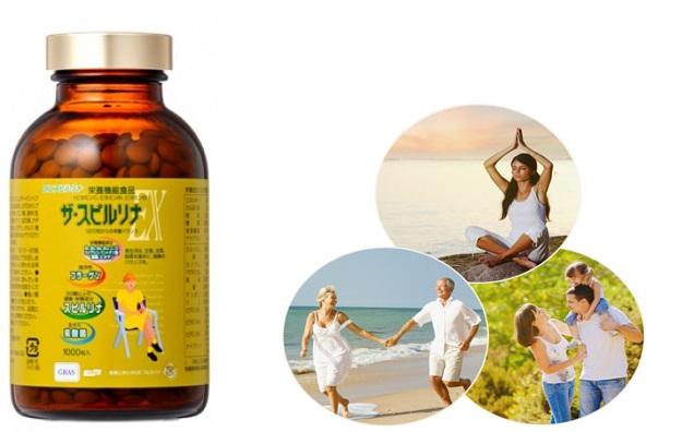 Tảo vàng cao cấp Nhật Bản cung cấp đầy đủ dưỡng chất cho cuộc sống khỏe mạnh