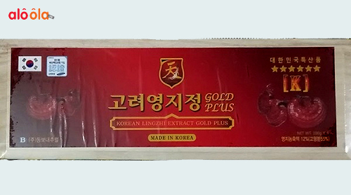 cao linh chi korean lingzhi extract gold