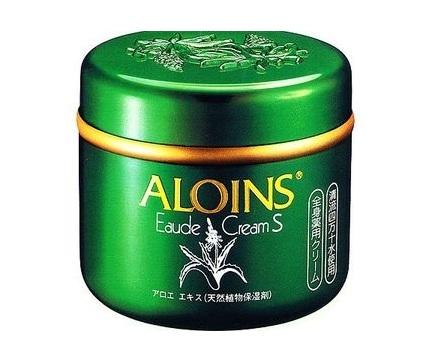 Review Kem Dưỡng Da Aloins Eaude Cream S Của Nhật Bản