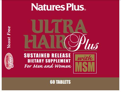 Viên uống mọc tóc Ultra Hair Plus