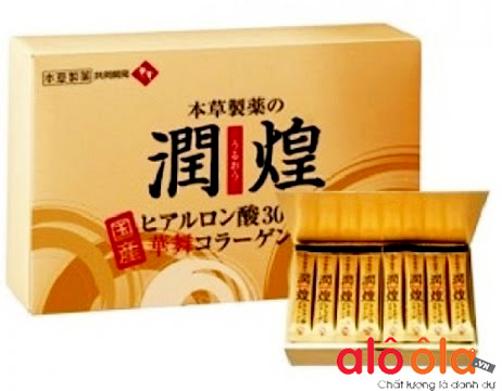 Review Collagen hanamai Gold