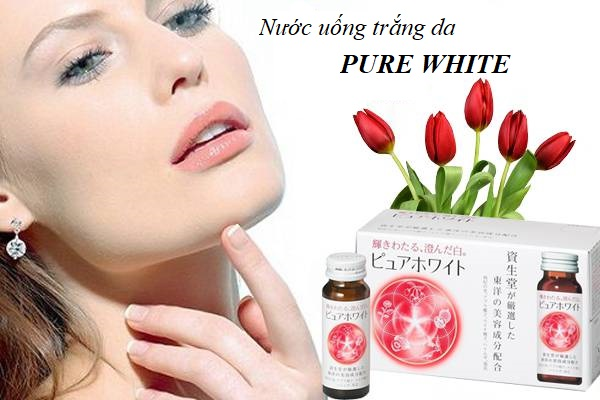 review collagen pure white