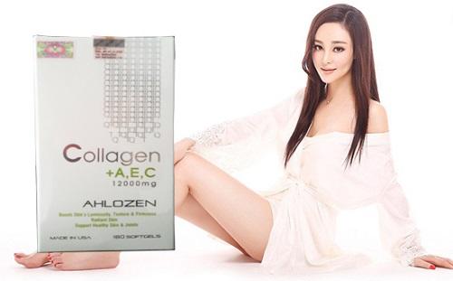 Viên uống Collagen +A,E,C của mỹ có tốt không?