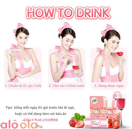 colly collagen 6500mg