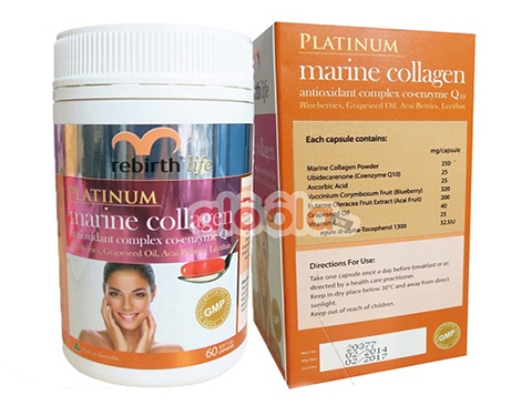 Marine Collagen rebirth