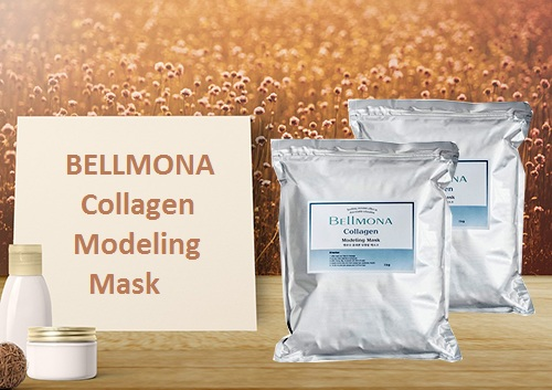 bellmona collagen modeling mask