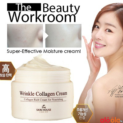 công dụng của wrinkle collagen cream