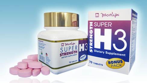 Thực phẩm chức năng Super Strength H3