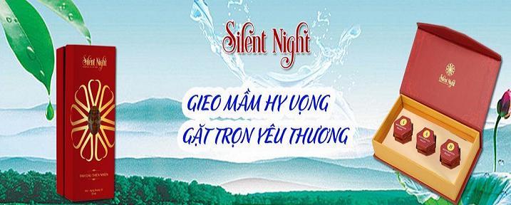 review viên đặt phụ khoa silent night của mỹ