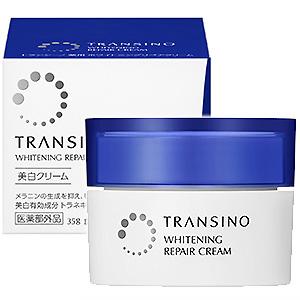 Kem dưỡng trắng và tái tạo da Transino Whitening Repair Cream