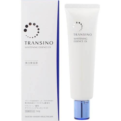 Kết quả hình ảnh cho Công dụng của kem trị nám da transino whitening essence