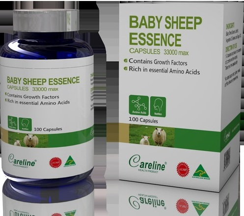 Baby Sheep Essence 33000 Careline của úc