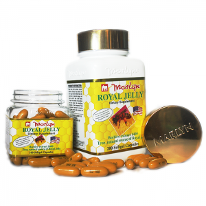 Sữa ong chúa marly royal jelly cao cấp