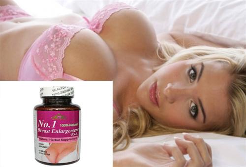 Vòng ngực đầy đặn săn chắc khi có No. 1 Breast Enlargement USA